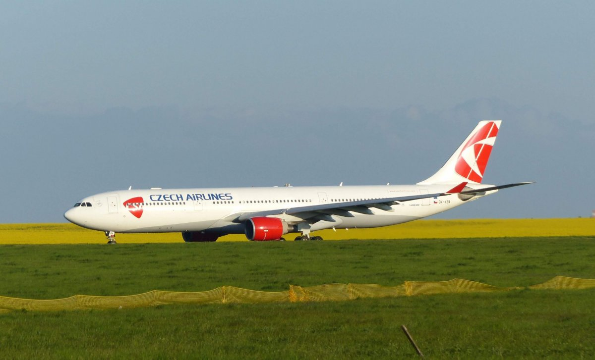 Czech Airlines - Airbus A330